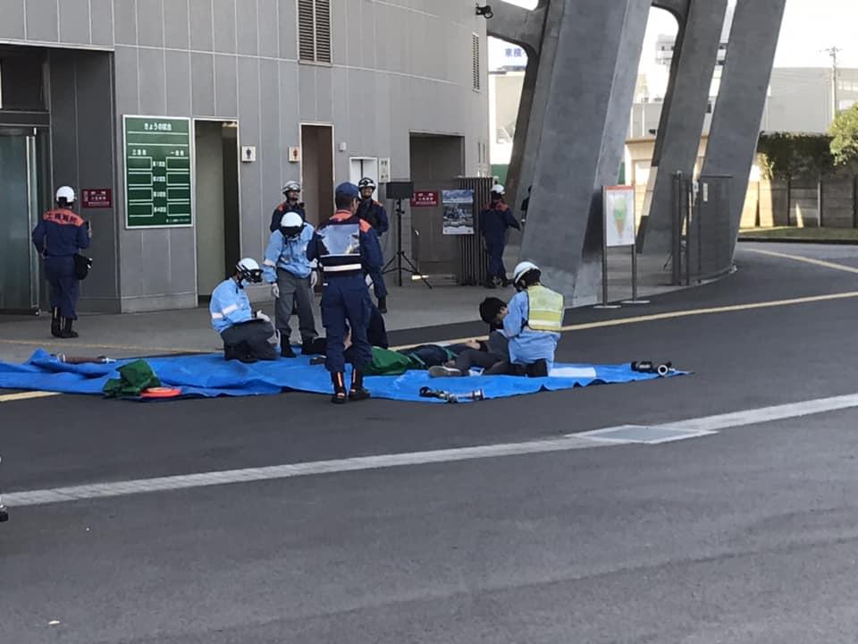 茨城国体に向けての集団災害対応訓練page-visual 茨城国体に向けての集団災害対応訓練ビジュアル