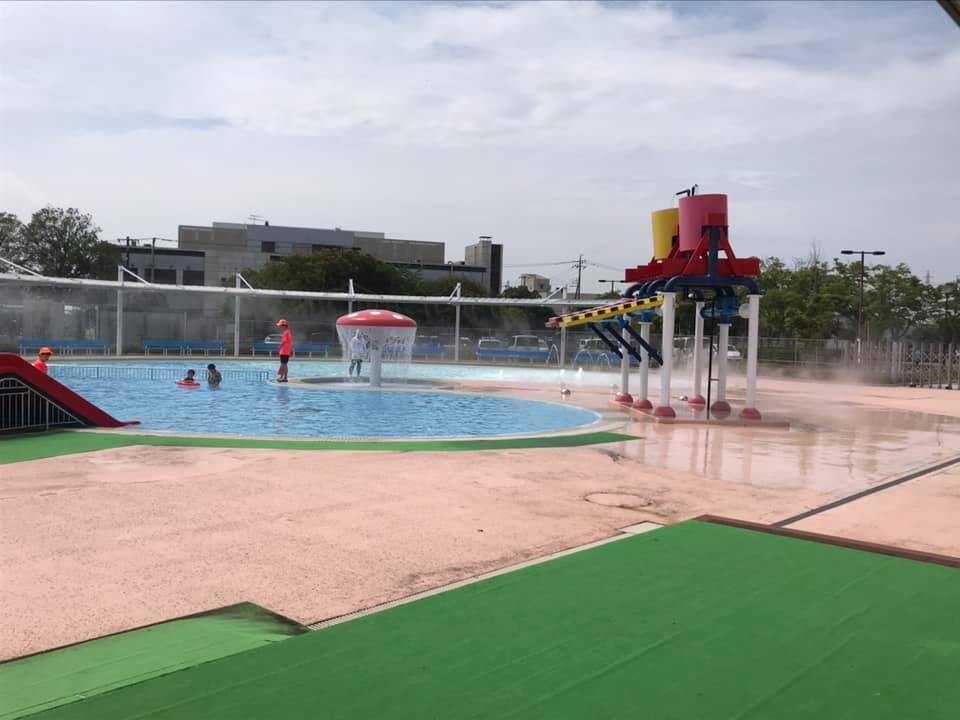「水郷プール」が今日オープン!page-visual 「水郷プール」が今日オープン!ビジュアル