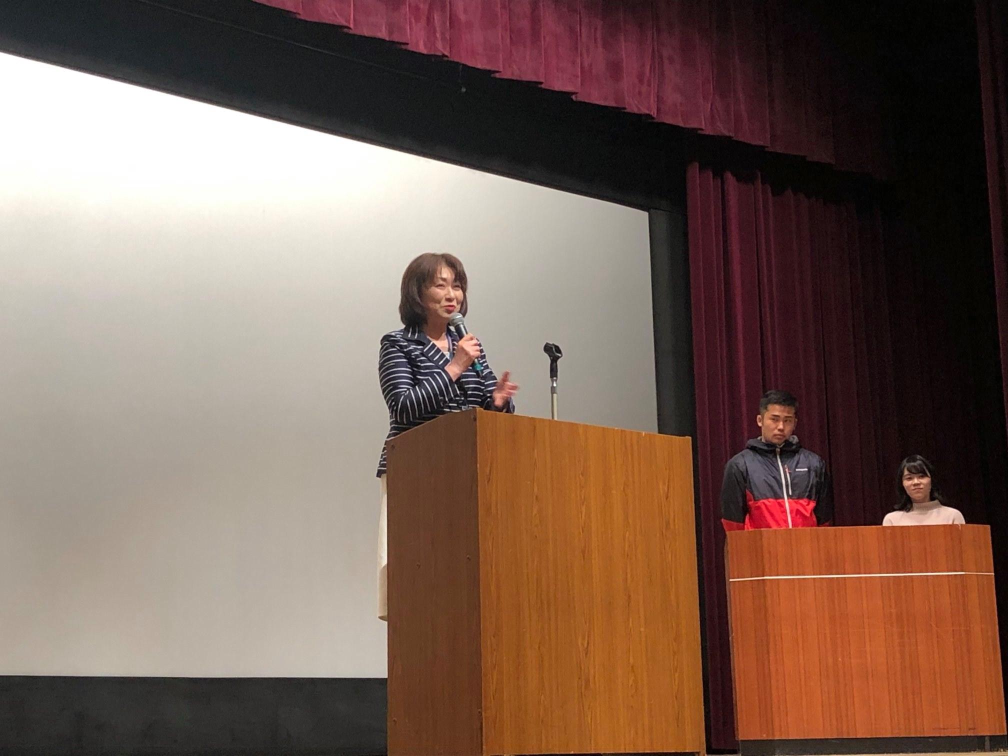 「土浦まちづくりプラン」の発表会に出席しました。page-visual 「土浦まちづくりプラン」の発表会に出席しました。ビジュアル