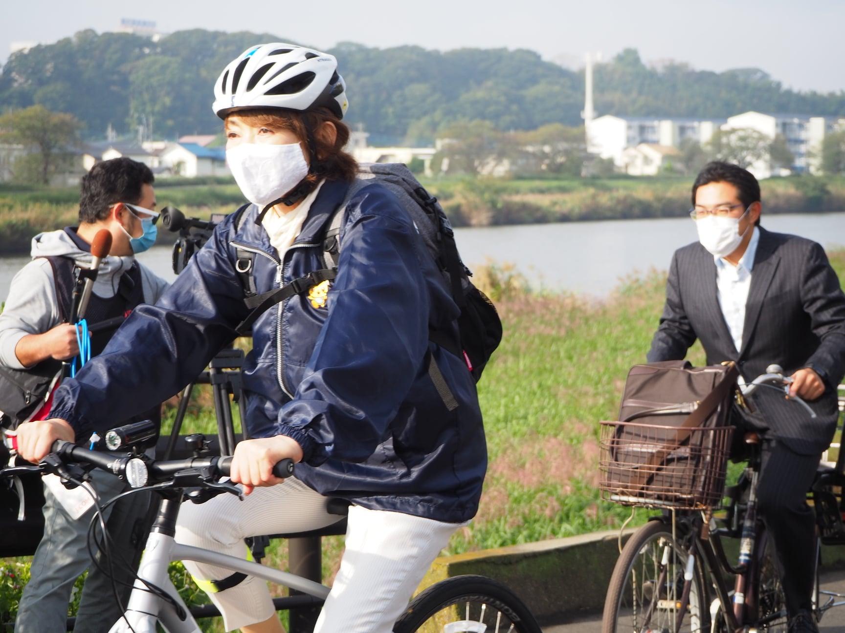 通勤は自転車で!page-visual 通勤は自転車で!ビジュアル