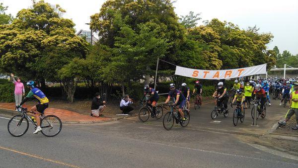 霞ヶ浦一周サイクリング大会が開催されました!page-visual 霞ヶ浦一周サイクリング大会が開催されました!ビジュアル