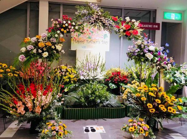 土浦産の花を展示しています!page-visual 土浦産の花を展示しています!ビジュアル